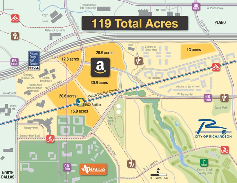 Ut Dallas And Richardson Have A Higher Ed Offer For Amazon Hq2